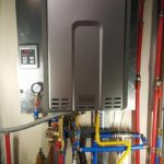 Rinnai Luxury Series Tankless Water Heater Model RL94e